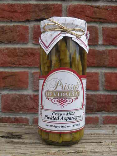 Original Recipe Pickled Asparagus, 454g