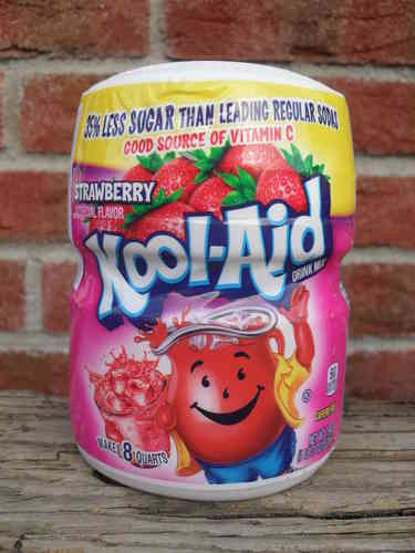 Kool-Aid Strawberry, 538g