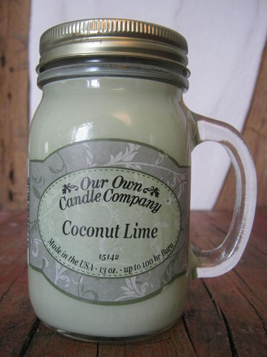 Coconut Lime, 370g