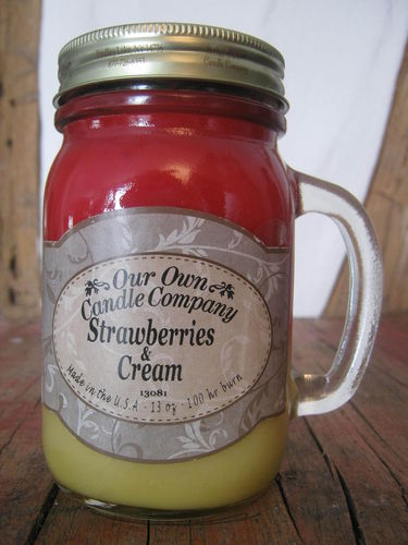 Strawberries & Cream, 370g