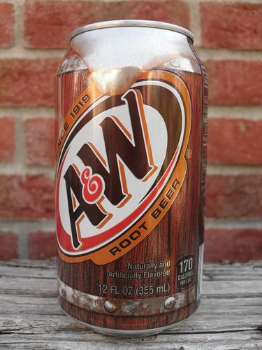 A&W Root Beer, 355 ml