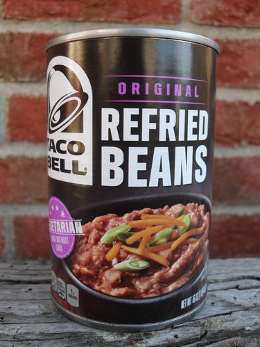 Taco Bell Original Refried Beans, 453g