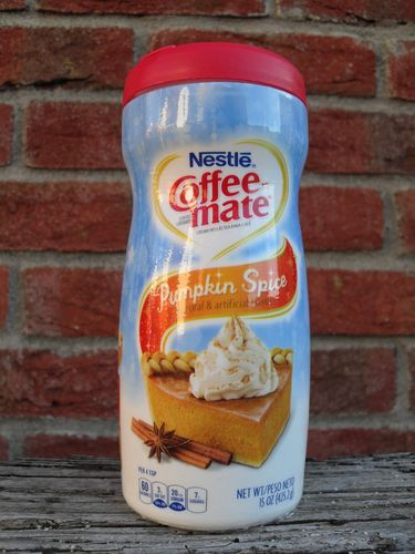 Nestle Coffee-mate Pumpkin Spice, 425g