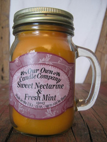 Sweet Nectarine & Fresh Mint, 370g